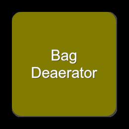 Bag Deaerator