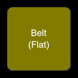 Belt (Flat) Conveyors