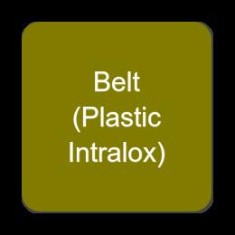 Belt (Plastic Intralox) Conveyors