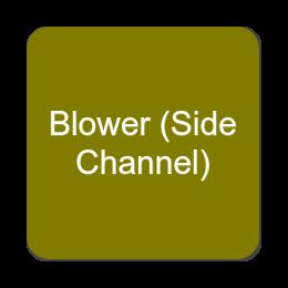 Blower - Side Channel