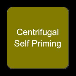Centrifugal Self Priming