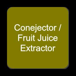 Conejector - Fruit Juice Extractor