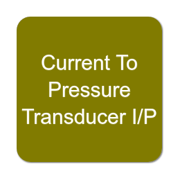 Current To Pressure Transducer IP