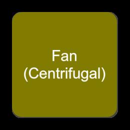 Fan - Centrifugal