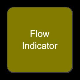 Flow Indicator