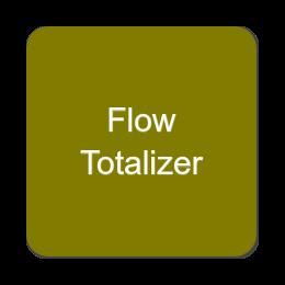 Flow Totalizer