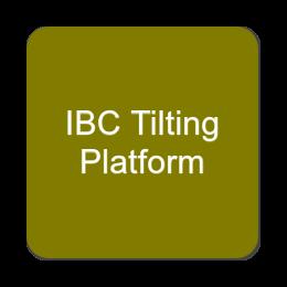 IBC Tilting Platform