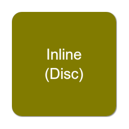 Inline (Disc) Filters