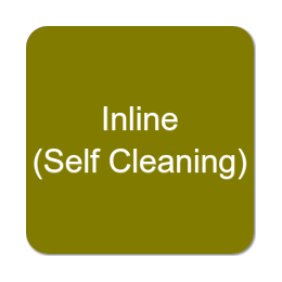 Inline (Self Cleaning) Filters