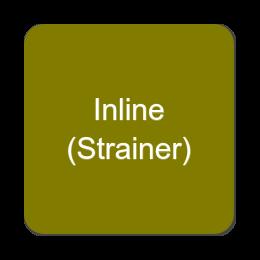 Inline (Strainer) Filters