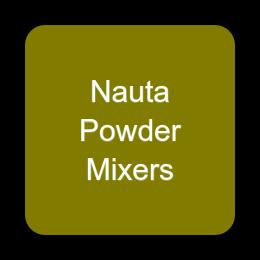 Nauta Powder Mixer