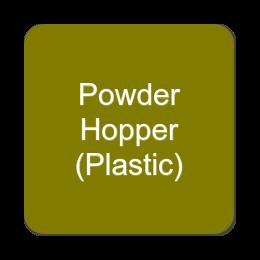 Powder Hopper (Plastic)