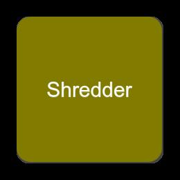 Shredder Mills