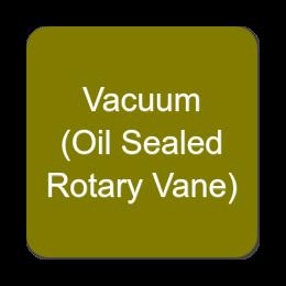 Vacuum (Oil Sealed Rotary Vane)