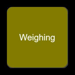 Weighing Powder Fillers