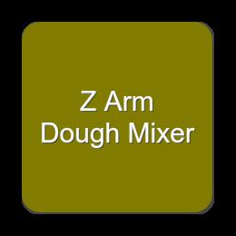 Z Arm - Dough Mixer