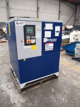 Screw Compressor, Ceccato, CSC50/8M, Approx 200CFM