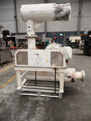 Positive Displacement Blower, Nucon, IN: 200mm Dia, OUT: 200mm Dia