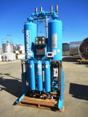 Desiccant Air Dryer, Hankinson, HHL-590, 690SCFM
