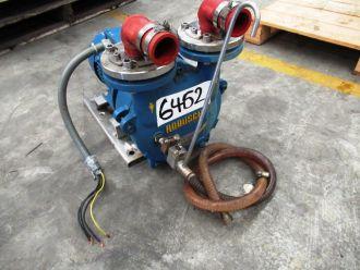 Liquid Ring Vacuum Pump, Robusch, RUS7/M, IN/OUT: 50mm Dia