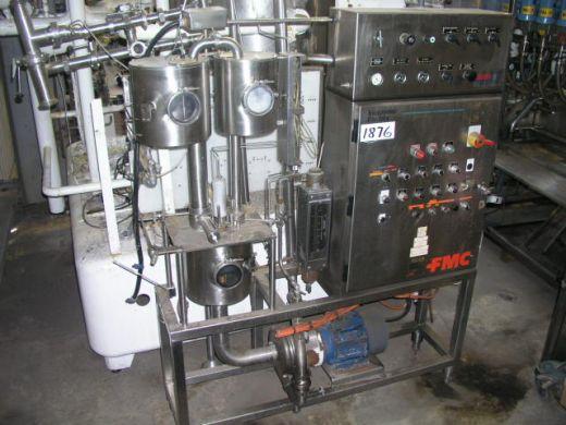 Flow Proportioning System, Majonnier Flo-Mix, KSO