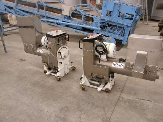 Plastic Granulator Mill, Plastics Recycling Mach, MGK400/175