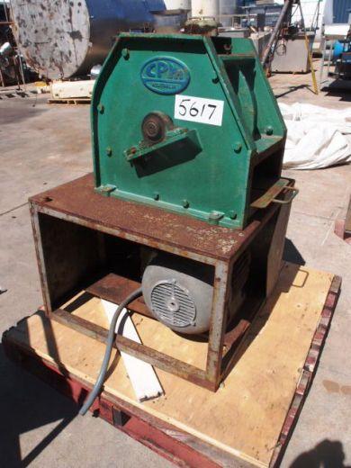 Lump Breaking Mill, CPM, Ripple-Flo, 300mm L x 125mm W