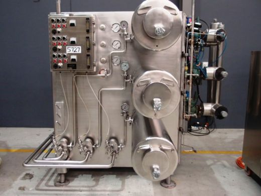 Continuous Freezer, Cherry Burrell, V603, 4000 Lt/Hr