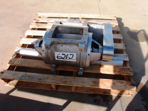 Blow Through Rotary Valve, IN/OUT: 225mm L x 150mm W, Nucon