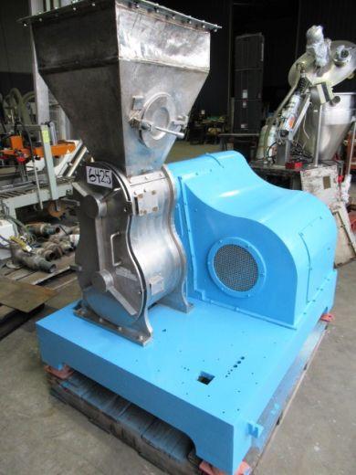 Lump Breaking Mill, KWI FENG MACHINERY, KF-400, 1000 KG/HR