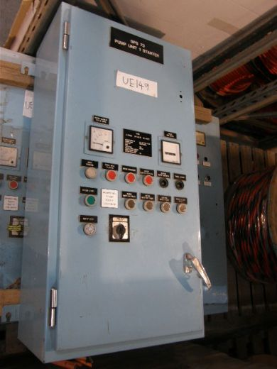 Auto Transformer Starters, 15kw, 21Amps, IP66, 415AC
