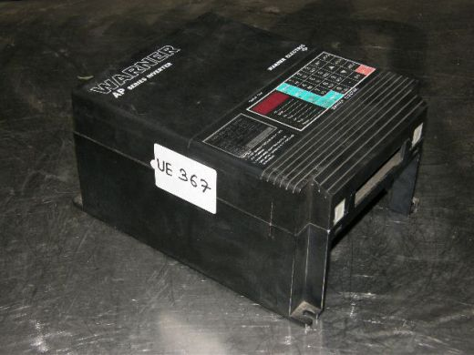 Inverter, Warner, S26-2003, 11Amps, 200-230AC