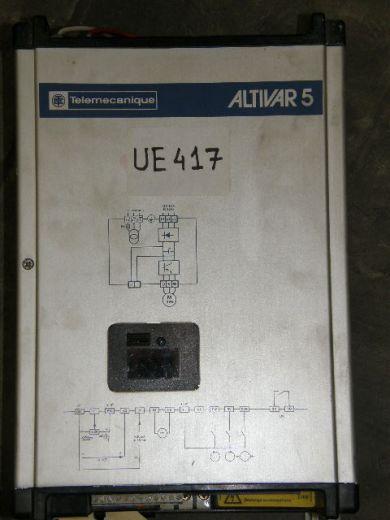 Variable Speed Drive, Telemechanique, ALTIVAR5, 1.5kw