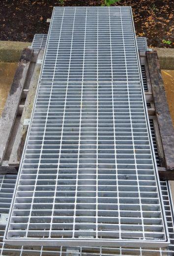 New Galvanised Steel Grates - Many In Stock