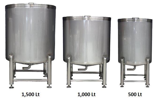 Storage Mixing Tanks